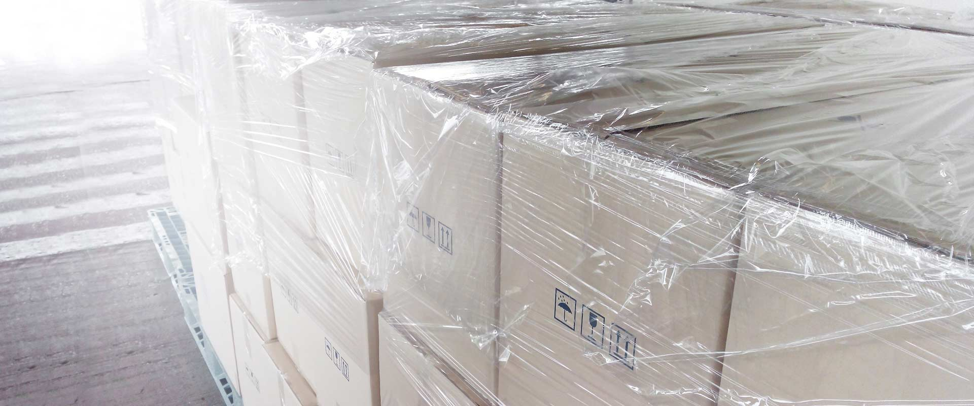 Pallet Covers, Liners & Sheets